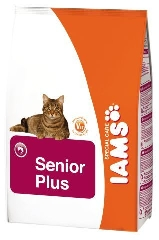 IAMS CAT SENIOR PLUS CKN