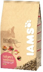 IAMS CAT AD HEALTHY NATURALS SALMON