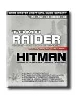 TOMB RAIDER - HITMAN - GAME MASTER UNOFFICIAL GUIDE SOROZAT -